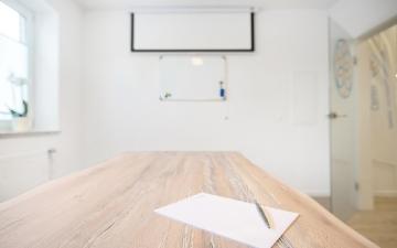 "Besprechungs- und Coachingraum ""Round Table"