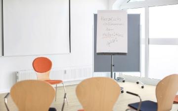 """Großer Seminarraum """"Vision Room"""